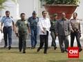 Presiden Jokowi Bersiap ke Priok