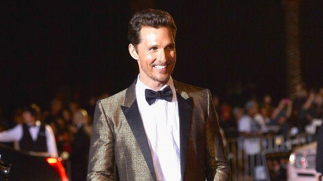 Matthew McConaughey Kembali Jadi Mahasiswa