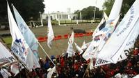 Demo Besar Lagi! 5.000 Buruh Bakal Kepung Istana 2 November