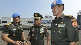 Panglima TNI Tunjuk Danjen Kopassus Baru, 84 Perwira Dimutasi