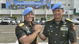 TNI Ganti Komandan Paspampres