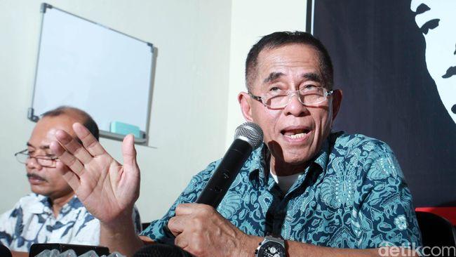 Ryamizard: Lingkaran Megawati di Istana