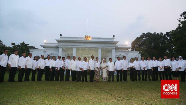 Pengusaha Sebut Jokowi Perlu Segera Rombak Kabinet
