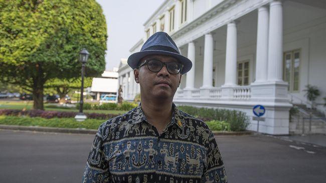 Jokowi Lantik Andi Widjajanto Jadi Seskab