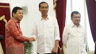 Kopi Jadi Jembatan Lobi APBN Antara Parlemen dan Jokowi