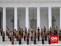 Projo Siapkan Nama 14 Menteri yang Harus Diganti