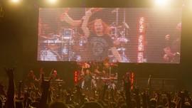 Dream Theater Dua Hari Berturut-turut 'Guncang' Yogyakarta