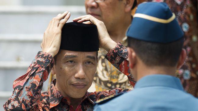 Dituding Cemarkan Jokowi Seorang Pria Dibui