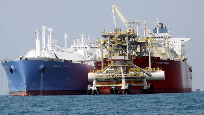 Pertamina Siap Buka Tender Kapal Pengangkut LNG