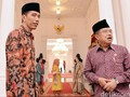 Jokowi Kurban Sapi 1,3 Ton dan JK 1,2 Ton