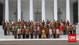 Susunan Menteri Jokowi-Ma'ruf yang Beredar Dipastikan Hoaks