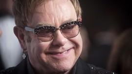 Terinfeksi Bakteri Mematikan, Elton John Batalkan Konser