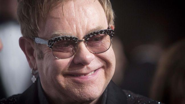 Mantan Petugas Keamanan Mengaku Dilecehkan Elton John