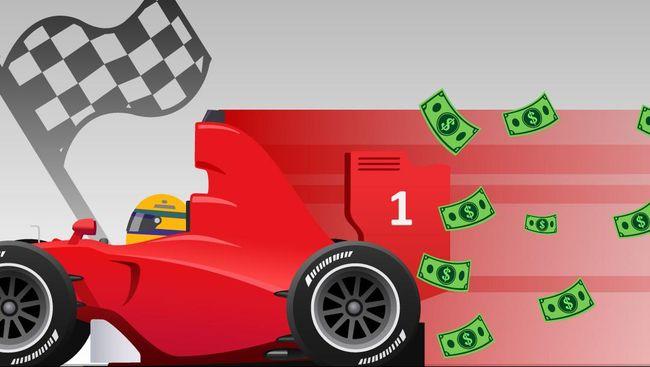 Menelusuri Aliran Dollar di Arena F1