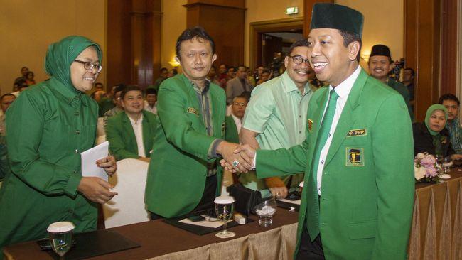 Romy Ppp Tersangka Picture: SK Kepengurusan Dicabut, Romy Siap Islah PPP
