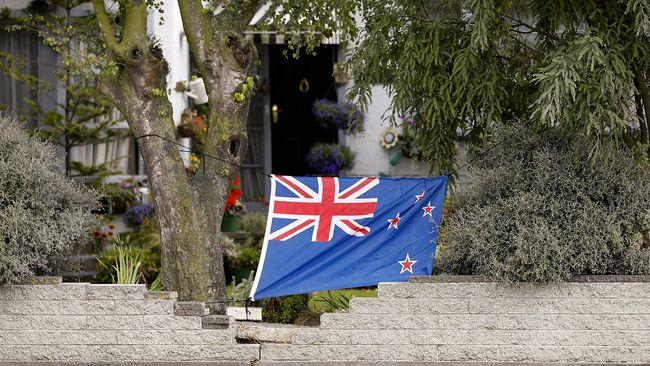 Selandia Baru Akan Ubah Bendera Nasional