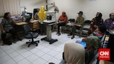Hingga Oktober 2014, jumlah fasilitas kesehatan yang sudah melakukan kerjasama dengan BPJS mencapai 17,419 faskes. (CNN Indonesia/Safir Makki)