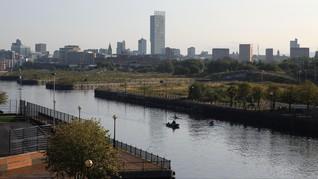 Ada Granat PD II Hingga Mercedes Benz di Sungai Inggris