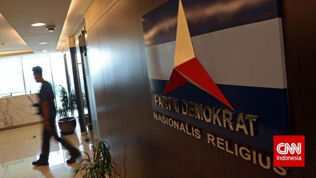 Demokrat: Pilpres Lewat MPR Sama dengan Lobi 9 Ketum di DPR