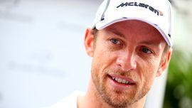 Button 100 Persen Yakin Mobil McLaren Aman