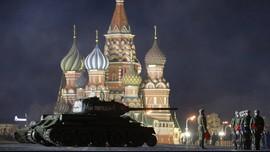 Rusia Menolak Tampil Jarak Jauh di Eurovision