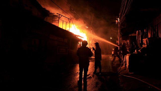 Enam Gedung SD di Palangkaraya Terbakar dalam Sebulan