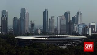 Penduduk Jakarta Diimbau Hindari Wilayah GBK Hari Minggu