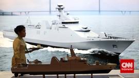 Indo Defence Dinilai Ajang Berebut Pasar Pertahanan Indonesia