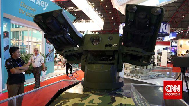 Indo Defence, Diplomasi Perang RI untuk Damai