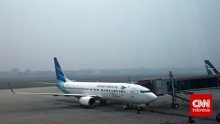 Garuda Diminta Buka Tiga Rute Penerbangan di NTT