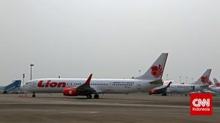Lion Air Kaji Larangan Terbang Bupati Aceh saat Idul Adha
