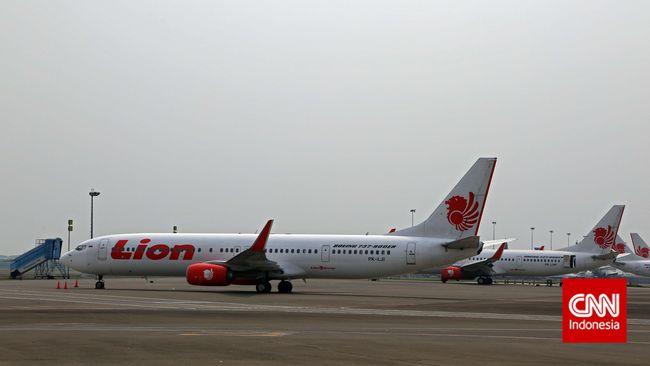 Riwayat Panjang Masalah Lion Air dalam Satu Dekade Terakhir