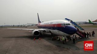 Sriwijaya Luruskan Kabar Pesawat Angkut 3 Ton Durian
