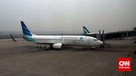 Bursa Panggil Garuda untuk Telisik Kontrak Pihak Ketiga