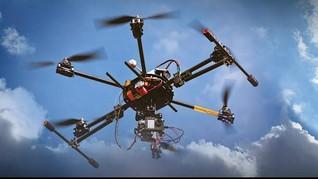 Hambat Corona, RS di China Gunakan Drone Angkut Sampel Darah