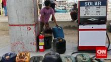 Jonan Usul Subsidi Solar Maksimal Rp2.500 per liter pada 2019