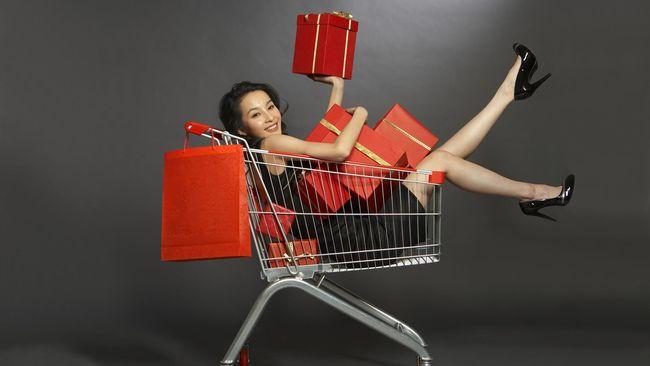 Enam Pertanyaan Penting Bagi Para Shopaholic