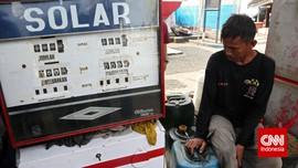 BPH Migas Sebut KA Batu Bara Terlibat Kebocoran Solar Subsidi