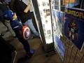 Wajah Baru Captain America: Pria Kulit Hitam