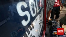 Truk Sawit dan Mobil Semen Dilarang 'Minum' Solar Subsidi