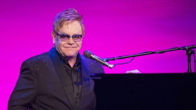 Kacamata Berbingkai Hati Milik Elton John Ditemukan
