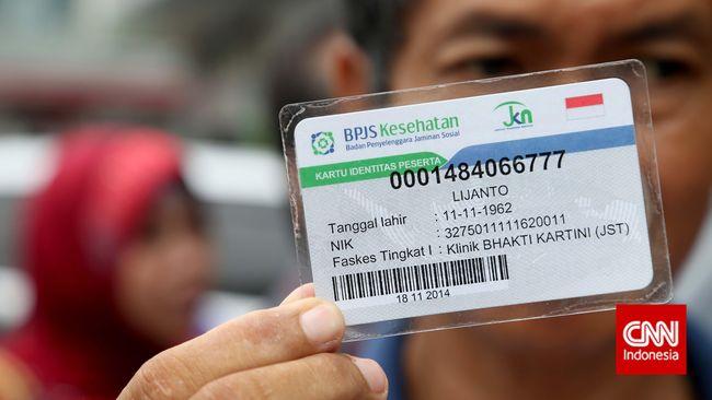 Baru 24 Ribu Perusahaan di Jakarta Daftar BPJS Kesehatan