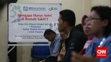 DPR Desak Iuran BPJS Kesehatan Naik 30 Persen