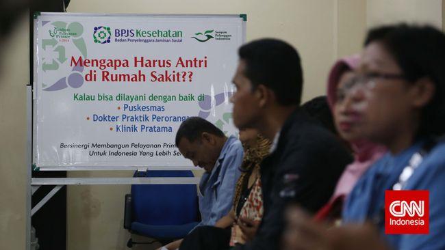 Serikat Pekerja: Iuran BPJS Naik, Kado Terburuk dari Jokowi