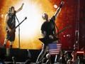 Metallica Terobsesi 'Manggung' di Luar Angkasa