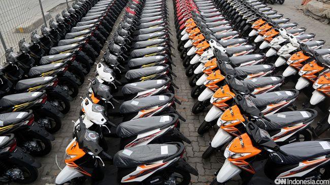 Mei 2016, Penjualan Sepeda Motor Masih Negatif
