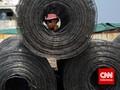 China Kenakan Bea Masuk Anti-dumping Produk Besi Baja RI