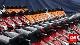 Produsen Motor Indonesia Terancam Setop Jualan Akibat Corona