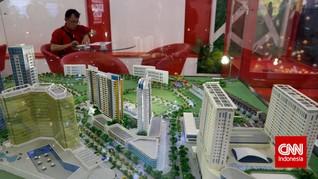 Banjir Pasokan, Okupansi Kantor di Pusat Bisnis Jakarta Lesu