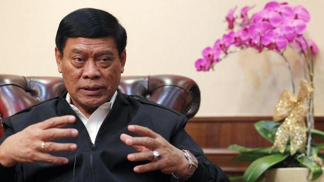 Ancam Mundur, Staf KPK Disebut Menteri Tedjo Mirip Buruh